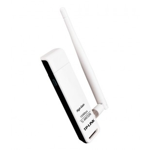 Adaptor Wireless USB 150Mb/s TP-LINK TL-WN722N antena detasabila 4dBi