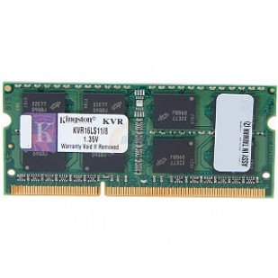 SODIMM KINGSTON DDR3/1600 8192M DDR3L 1.35V  (KVR16LS11/8)