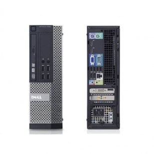 DELL, OPTIPLEX 9020,  Intel Core i3-4160, 3.60 GHz, HDD: 500 GB, RAM: 4 GB, video: Intel HD Graphics 4400, USFF
