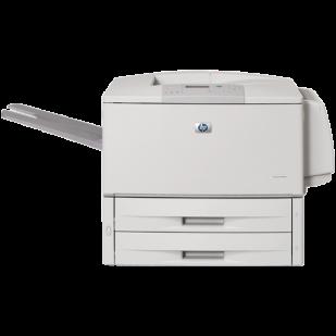 """Imprimanta LASER HP model: LASERJET 9050DN; format: A3; DUPLEX; RETEA; USB; PARALEL; SH; """"Q3723A"""""""