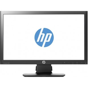 "Monitor HP; 20""; model: P201; factory refurbished"