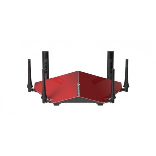 Router 4 port-uri wireless. AC1900, Tri-Band, Gigabit, 1xUSB3.0+1xUSB2.0, D-Link (DIR-890L)