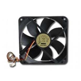 Ventilator sursa GEMBIRD (FANPS), universal de 80mm, Ball Bearing, Negru