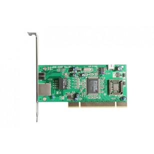 Placa retea PCI, Gigabit, D-LINK (DGE-528T)