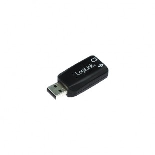 """Placa de sunet 5.1  USB, Logilink """"UA0053""""   5562 001 001 / 155335.3"""