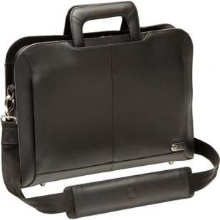 Genuine DELL Executive Leather Attache Laptop Case