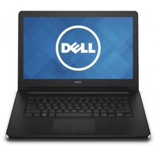 Laptop DELL, INSPIRON 3451, Intel Celeron N2840, 2.16 GHz, HDD: 500 GB, RAM: 2 GB, video: Intel HD Graphics, webcam, 14 LCD (WXGA), 1366 x 768""