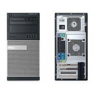 Dell, OPTIPLEX 9010,  Intel Core i5-3470, 3.20 GHz, video: Intel HD Graphics 2500; TOWER