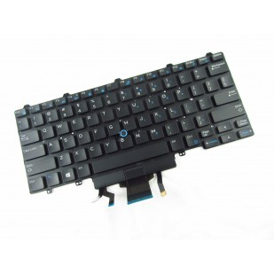 "TASTATURA LAPTOP DELL LATITUDE E5450; layout: US; ""00M14"""