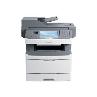 Multifunctional LASER LEXMARK model: X464DE; format: A4; DUPLEX; RETEA; USB; SH