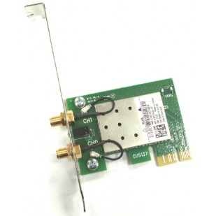 "WLAN DELL Network Adapter; PCI-E; ""CN0H6P7D137400BC0195A00, 0H6P7D"""
