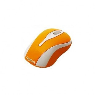 Mouse LOGILINK; model: ID0023; ORANGE; USB