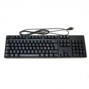 Tastatura DELL layout SWS NEGRU USB