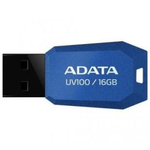 USB STICK ADATA; model: AUV100-16G-RBL; capacitate: 16 GB; culoare: ALBASTRU