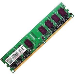 DIMM   DDR2/800 2048M  TRANSCEND *retail* (TS256MLQ64V8U)
