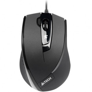 Mouse A4TECH; model: N-600X; NEGRU; USB