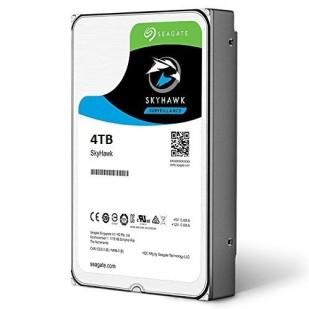 """HDD 4TB 5900 64M S-ATA3 """"SkyHawk"""" SEAGATE (ST4000VX007)"""