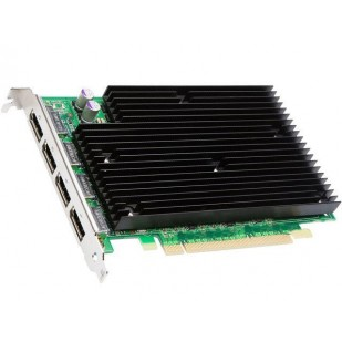 Placa video: NVIDIA QUADRO NVS 450; 512 MB ; 128-bit; PCI-E 16X; 4 x DISPLAY PORT;