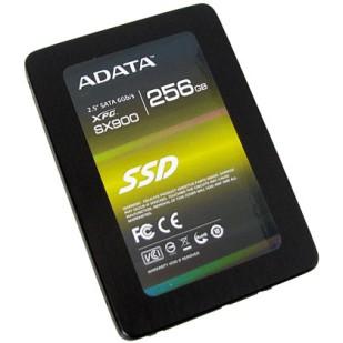 HDD 256 GB; S-ATA III; SSD; ADATA; ASX900S3-256GM-C