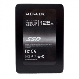 SSD ADATA 128GB; SATA 3; SPEED 550/520MBs