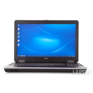 "Laptop DELL, LATITUDE E6540, Intel Core i5-4210M, 2.50 GHz, HDD: 500 GB, RAM: 4 GB, unitate optica: DVD RW, video: Intel HD Graphics 4600, webcam, 15.6"" LCD (WXGA), 1366 x 768"