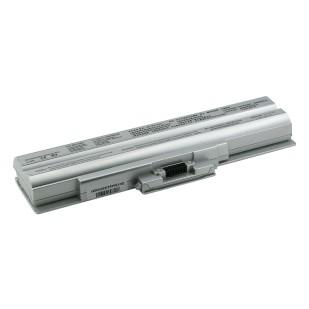 Acumulator Sony Vaio AW / BZ / CS / FW / NS / SR / NW Series 5200 mAH argintiu