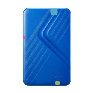 "HDD extern Apacer, 2,5"", USB 3.1, 2 TB, model: AC236, culoare: albastru"