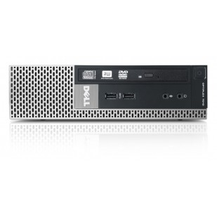 Dell, OPTIPLEX 7010, Intel Core i5-3470, 3.20 GHz, video: Intel HD Graphics 2500; USFF