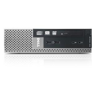 Dell, OPTIPLEX 7010, Intel Core i5-3470, 3.20 GHz, video: Intel HD Graphics 2500; USFF