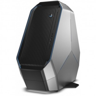 ALIENWARE, AREA-51 R2, Intel Core i7-6800K, 3.40 GHz, HDD: 128 GB SSD, 1000 GB, RAM: 16 GB, unitate optica: DVD RW, video: GEFORCE GTX TITAN Z