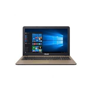 "Laptop ASUS, A540SA, Intel Celeron Dual Core N3050, 1.60 GHz, HDD: 500 GB, RAM: 4 GB, video: Intel HD Graphics,  webcam,  15.6"" LCD (WXGA),  1366 x 768"