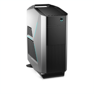 ALIENWARE, AURORA-R5, Intel Core i7-6700, 3.40 GHz, HDD: 128 GB SSD, 1000 GB, RAM: 4 GB, unitate optica: DVD RW, video: nVIDIA GeForce GTX 1070