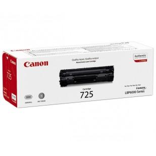 Toner Original pentru Canon Negru CRG-725, compatibil LBP6000, 1600pag (CR3484B002AA)