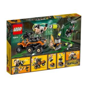 Atacul cu Camionul toxic al lui Bane™ (70914)