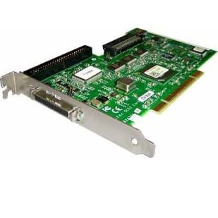 """Controler SCSI ADAPTEC ASC-29160N; PCI; """"19160, 29160N, ASSY 1925606"""""""