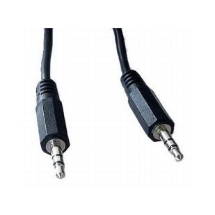 Cablu Audio stereo, conectori 2x jack de 3.5mm tata-tata, lungime cablu: 5m, bulk, GEMBIRD (CCA-404-5M)