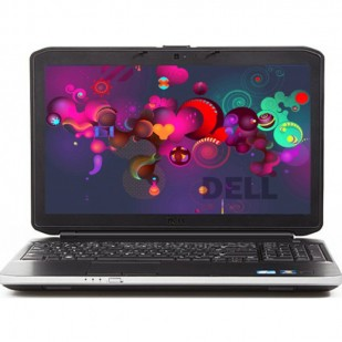 "Laptop DELL, LATITUDE E5530 NON-VPRO,  Intel Core i3-3110M, 2.40 GHz, HDD: 320 GB, RAM: 8 GB, unitate optica: DVD RW, video: Intel HD Graphics 4000, webcam, 15.6"" LCD (WXGA), 1366 x 768"