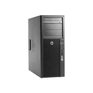 HP, Z210 WORKSTATION, Intel Core i3-2100, 3.10 GHz, video: nVIDIA Quadro 2000; TOWER