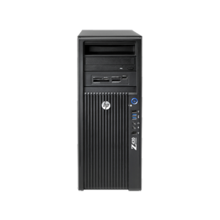 Hp, HP Z420 WORKSTATION,  Intel Xeon E5-1620, 3.60 GHz, HDD: 2X300 GB SAS, RAM: 32 GB, video: nVIDIA Quadro 4000; TOWER