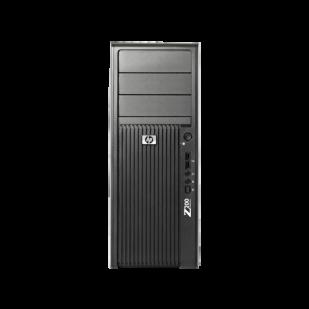 Hp, HP Z200 WORKSTATION,  Intel Xeon X3450, 2.67 GHz, video: nVIDIA Quadro FX 580; TOWER