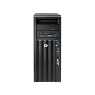 Hp, HP Z420 WORKSTATION,  Intel Xeon E5-1620, 3.60 GHz, HDD: 2X300 GB SAS, RAM: 32 GB, video: nVIDIA Quadro NVS 290; TOWER