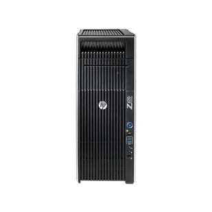 HP Z620 WORKSTATION, 2x  Intel Xeon E5-2620, 2.00 GHz, HDD: 256 GB SSD, RAM: 16 GB, unitate optica: DVD, video: nVIDIA NVS 300, Nvidia QUADRO 4000