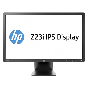 "Monitor HP; 23""; model: Z231; factory refurbished"