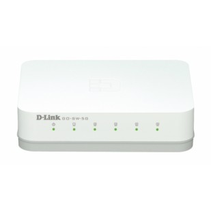Switch dlinkgo  5 port-uri Gigabit, D-LINK (GO-SW-5G)