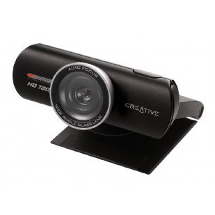 WEBCAM CU MICROFON CREATIVE; model: Cam Sync HD 720; 3.7 MP