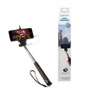 "Wired Monopod ""Selfie Stick"" Logilink (BT0032)"