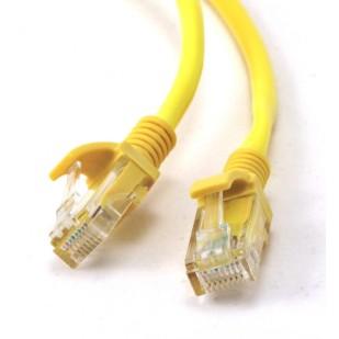 CABLU UTP Patch cord cat. 5E, 1m (PP12-1M/Y) galben