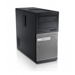 Dell, OPTIPLEX 9020,  Intel Core i7-4790, 3.60 GHz, HDD: 500 GB, RAM: 8 GB, video: Intel HD Graphics 4600; TOWER
