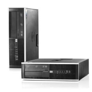 HP, 8200 ELITE, Intel Core i5-2500, 3.30 GHz, video: Intel HD Graphics 2000; DESKTOP