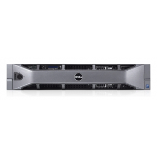 DELL POWEREDGE R710; 2 x Intel Quad Core (E5630) 2.53 GHz; 8 GB RAM DDR3 ECC; controler RAID: PERC 6/i; dimensiune: 2U; HDD BAY: 6X3.5; 2PSU